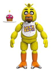 FIVE NIGHTS AT FREDDY'S - CHICA - FUNKO ACTION FIGURE