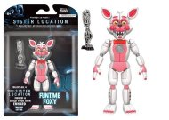 FIVE NIGHTS AT FREDDY'S – SISTER LOCATION – FUNTIME FOXY – FUNKO ACTION FIGURE