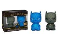 DC - BATMAN (BLUE & GREY) - MINI HIKARI FUNKO VINYL FIGURE