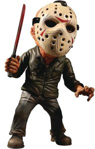 DELUXE STYLIZED ROTO FIGURE - FRIDAY THE 13TH - JASON 15 CM
