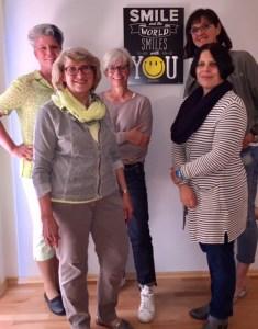 Frauenliste Freudenstadt entwickelt neue Ideen. Bericht Schwarzwälder Bote 17.5.2017. Workshop bei pop-up SocialMedia PR-Agentur Dornstetten, Angela Wosylus