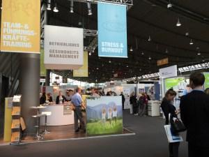 Gesundheit - Corporate Health Convention und Personal Süd Messe Stuttgart 10.-11. Mai 2016, (c) Angela Wosylus