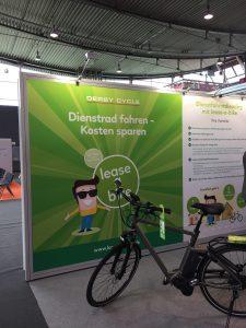 Gesundheit - Dienstfahrrad: Fa. Derby Cycle
