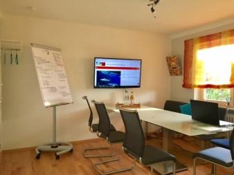 Seminar Workshop Büro pop-up SocialMedia PR-Agentur, 72280 Dornstetten