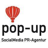 Logo pop-up SocialMedia PR-Agentur, 72280 Dornstetten