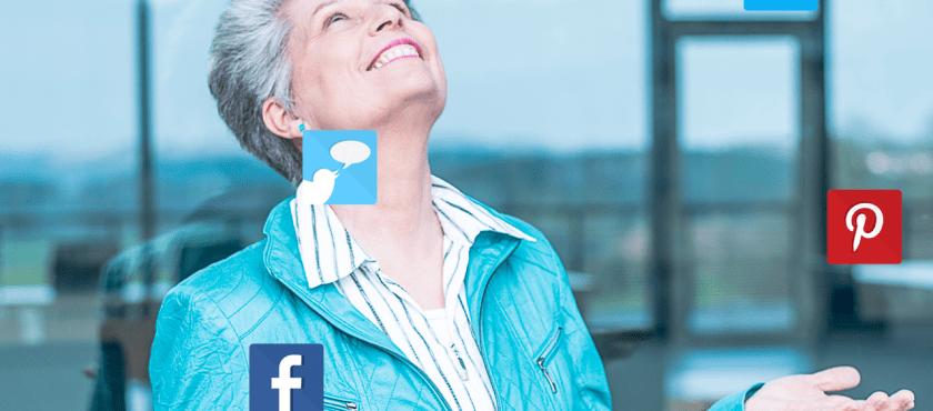 NEU – SOCIAL MEDIA STERNE NEWSLETTER