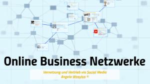 Online Vortrag Social Media Business für Unternehmen