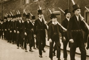 Original Eton Rifles