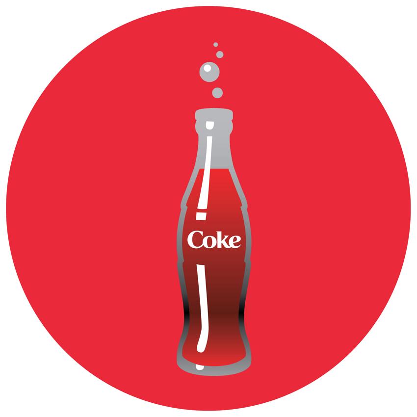 Coca cola bottle body 10