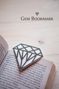 Gem Bookmark