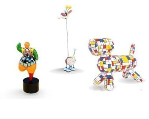 Other Art Figurines