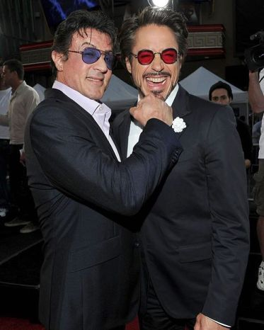sylvester-stallone-punches-robert-downey-jr