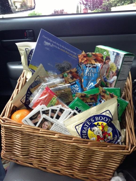 tax relief basket