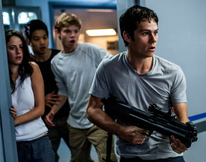 Scorch Trials Escape