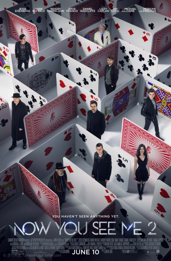 Now You See Me 2 - Copyright MMXVI Summit Entertainment