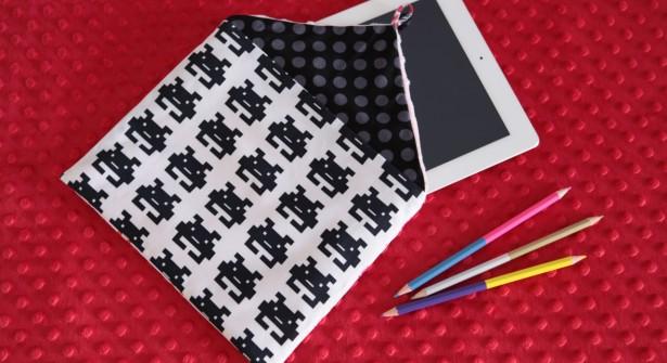 Housse Tablette Facile Pop Couture