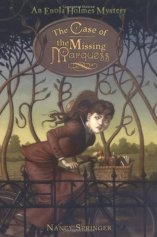 That Time I Embraced My Sherlock Holmes Obsession: A MG Book Review