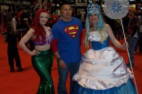 ariel and friends