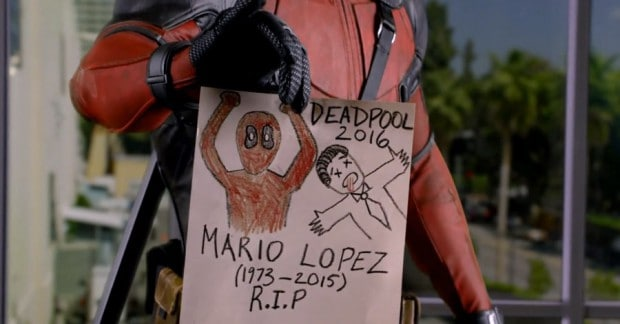 """Fuck you, Slater."" - Deadpool"