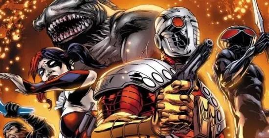 Deadshot w/ Suicide Squad