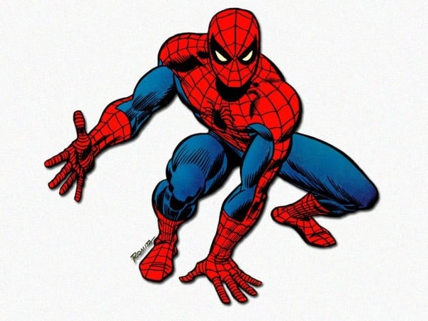 Classic Spider-Man by: John Romita