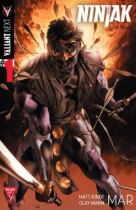 Ninjak by Valiant