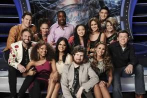 Season 10 finalists
