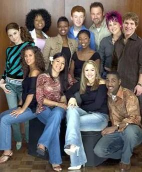 Season 3 finalists