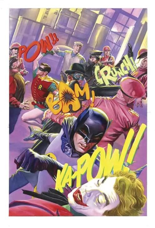 Batman '66 and the Green Hornet