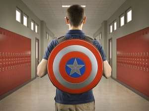 tg captain america shield backpack 1