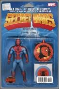 Amazing Spider-Man - Renew Your Vows #1 - John Tyler Christopher Actio Figure Variant