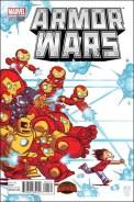 Armor Wars #1 - Skottie Young Variant