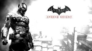 Batman Arkham Knight Top