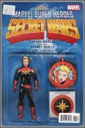 Captain Marvel and the Carol Corps #1 - John Tyler Christopher Action Figure Variant
