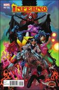 Inferno #2 - Andy Clarke 1 in 25 Variant