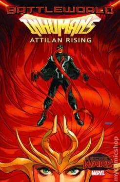Inhumans Attilan Rising #3