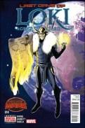 Loki Agent of Asgard #14