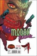 M.O.D.O.K. Assassin #2 - Christian Ward 1 in 25 Variant