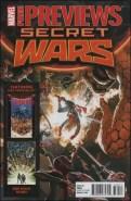 Marvel Previews Secret Wars - a