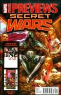 Marvel Previews Secret Wars - b