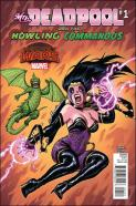 Mrs. Deadpool and the Howling Commandos #1 - Adam Warren 1 in 25 Variant