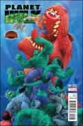 Planet Hulk #1 - Mukesh Singh 1 in 25 Variant