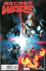 Secret Wars #1 - Hastings Variant