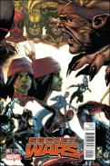 Secret Wars #2 - Simone Bianchi 1 in 20 Connecting Variant