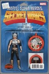 Thors #1 - John Tyler Christopher Action Figure Variant