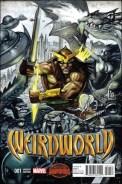 Weirdworld #1 - Simon Bisley 1 in 20 Variant