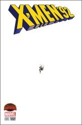X-Men '92 #1 - Whilce Portacio 1 in 15 Ant-Sized Variant