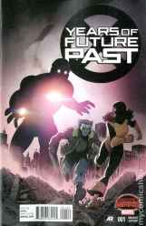 Years of Future Past #1 - Mike Norton 1 in 25 Variant