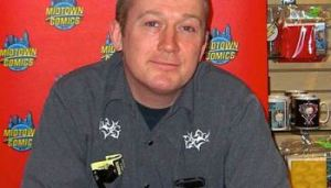 Preacher writer Garth Ennis