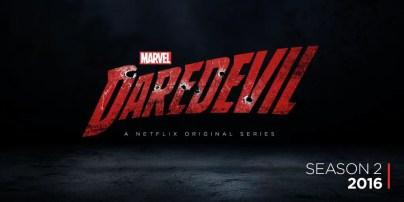 The Netflix original series Daredevil to return in April